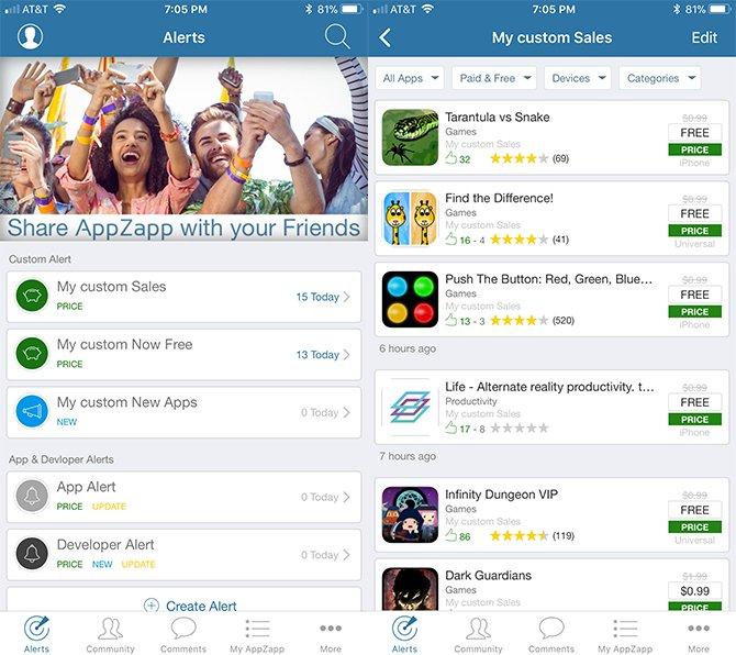 Ücretsiz Olan iOS Uygulamalarını Kaçırmayın
