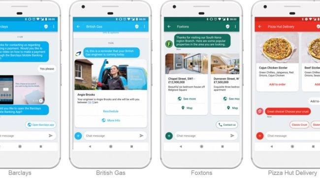 Google, Etkileşimli Mesajları MWC 2018'de Konuştu!