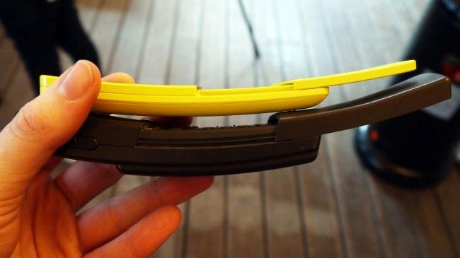 Nokia'dan muz gibi telefon: Nokia 8110 4G