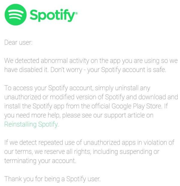 Spotify, Spotify'ı Hack'leyenlerin Peşine Düştü!