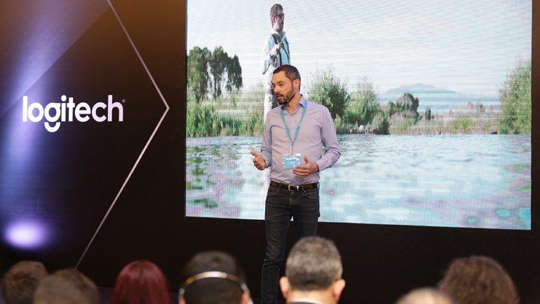 Logitech, Son Teknoloji Ürünlerini Tanıttı
