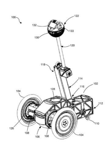 Facebook, Kendini Dengeleyen Robot Patenti Aldı