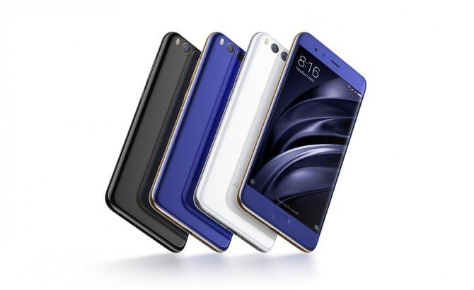 En İyi Hız Testi Performansı: Xiaomi Mi 6