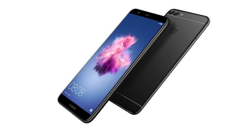 Huawei'nin Yeni Telelefonu P Smart Satışta!
