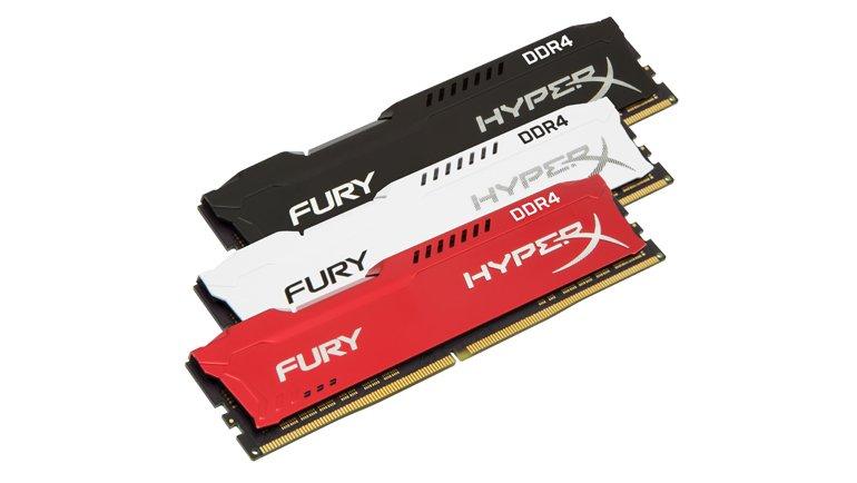 İşte yeni FURY DDR4 il Impact DDR4 ve özellikleri