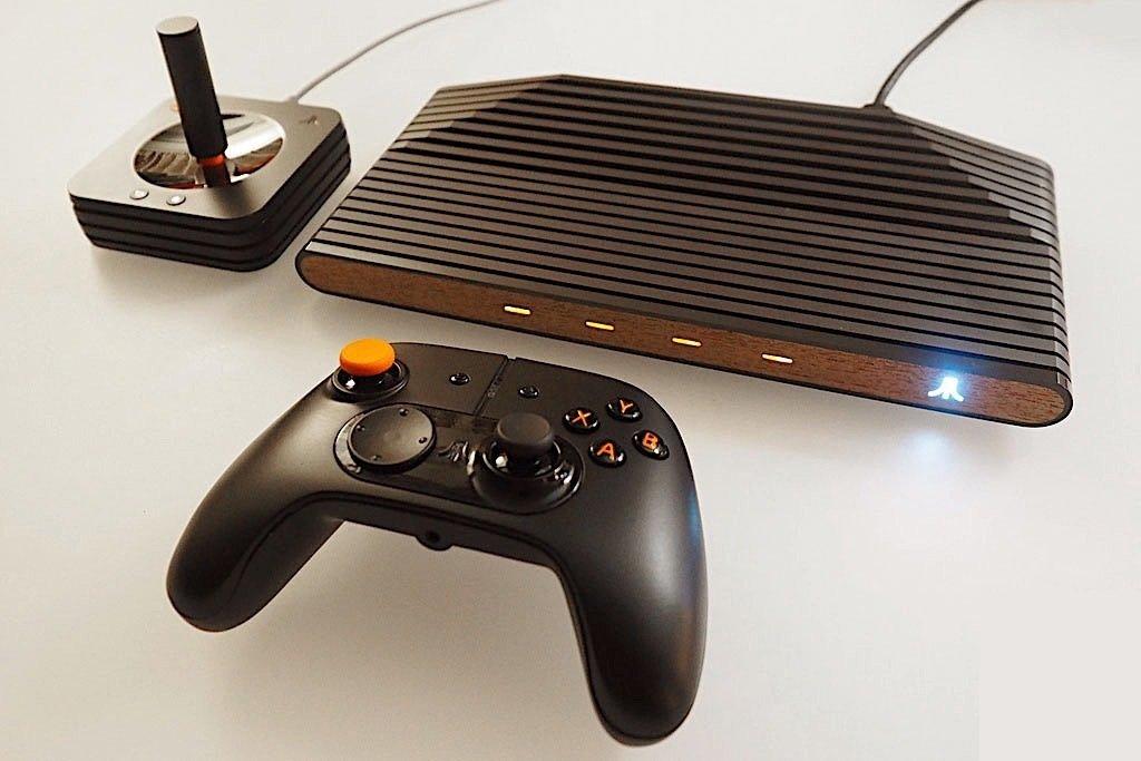 Atari VCS, Çalışmasa da Ortaya Çıktı!