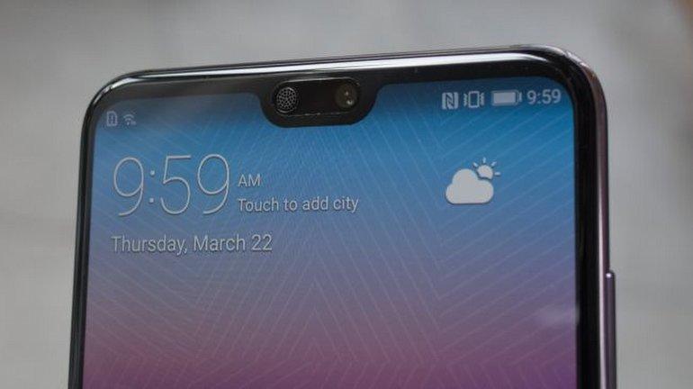 Huawei P20 Tasarım ve Ekran Özellikleri