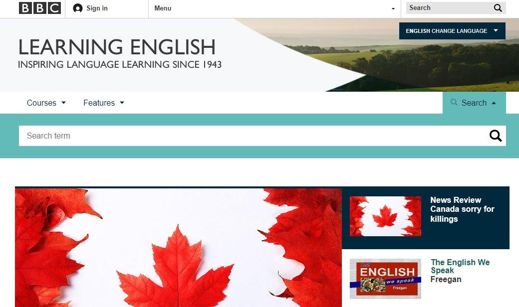 4. BBC Languages