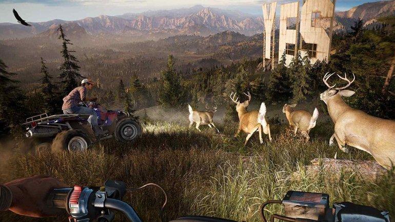 Far Cry 5'te neler var neler yok