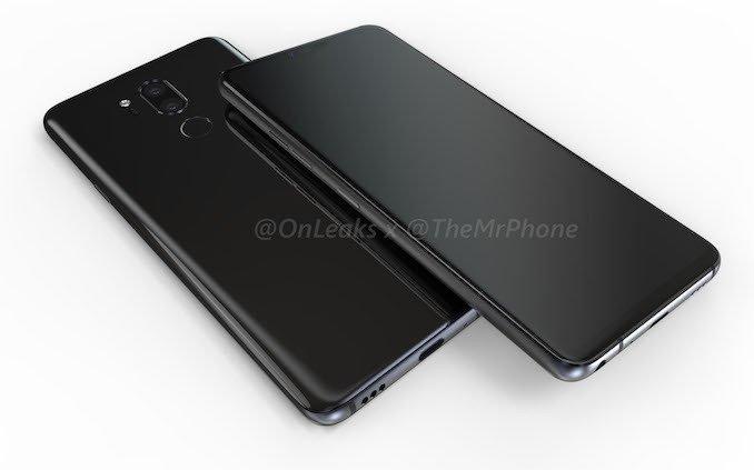 LG'nin iPhone X Klonu, Böyle Olabilir!
