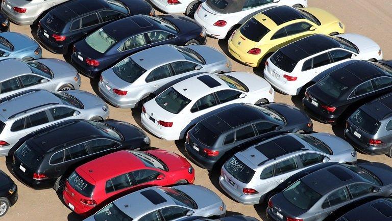 Fotoğraflar VW Dieselgate'in Boyutunu Gösteriyor