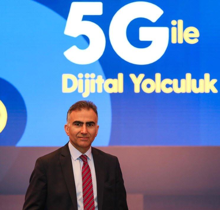 5G'nin geleceği tartışıldı...
