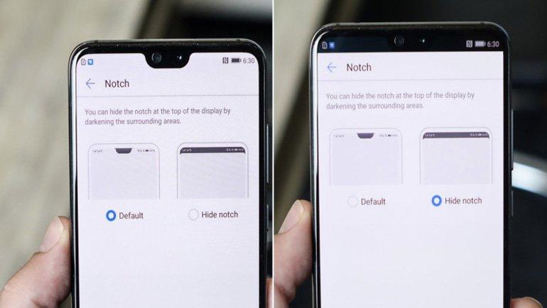 OnePlus 6, Çentikle Oynamanıza İzin Verecek
