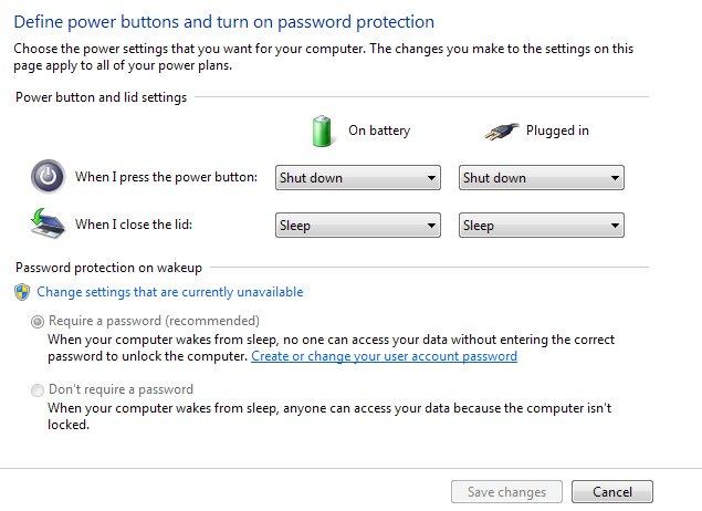 Laptop Kapağını Kapatınca Windows Uyumasın!