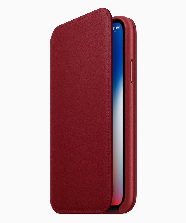 PRODUCT(RED) ile Kırmızıya İlk Boyanan, iPhone 7 İdi