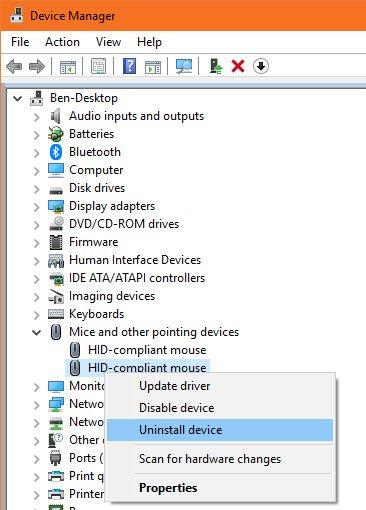 Windows Çift Tıklama Sorununa Çözüm