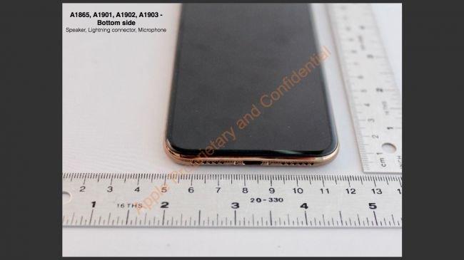 Piyasaya Sürülmeyen iPhone X Gold Görüldü