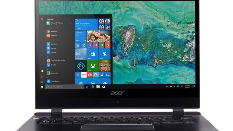 Red Dot Design 2018 ödülü kazanan Acer ürünleri