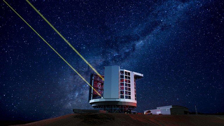 2020'lerde pek çok yeni teleskop gelecek
