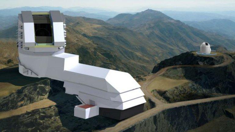 2 – Large Synoptic Survey Telescope (LSST), Şili