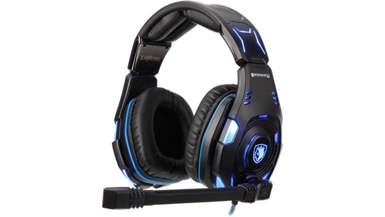 SADES Knight Pro ile güçlü tasarım ve ses teknolojisi
