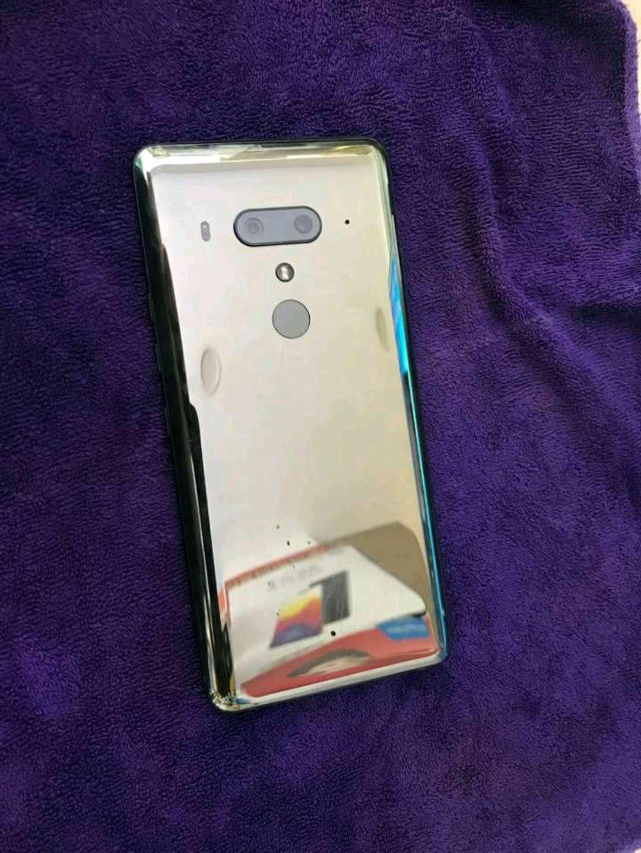 HTC U12, Fotoğraflarla Yine Sızdı