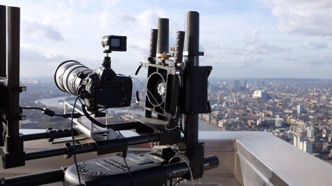 Mucize Gibi Gigapixel Hızlı Çekim Panorama