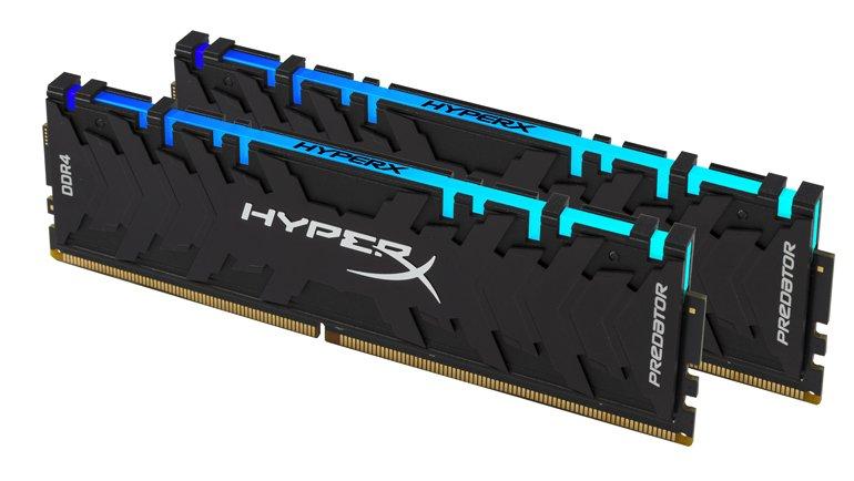 HyperX Predator DDR4 RGB Geldi. İşte Özellikleri!