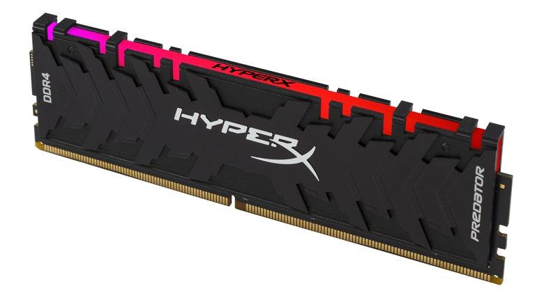 HyperX Predator DDR4 RGB özellikleri