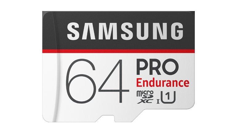Samsung Pro Endurance Card Tanıtıldı