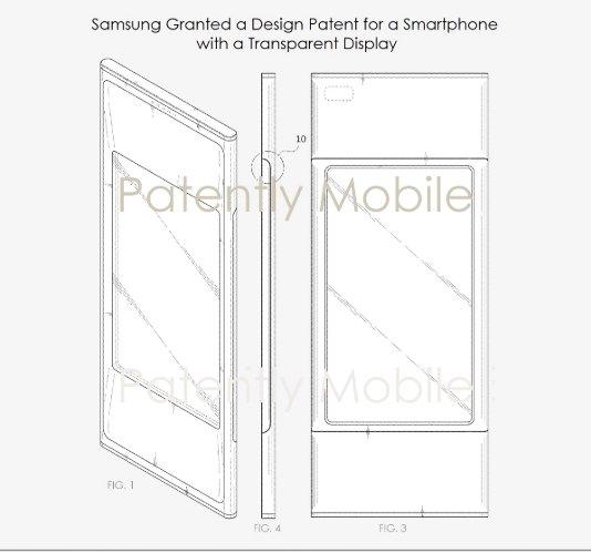 Samsung, Katlanan Telefon ve Şeffaf Ekran Peşinde