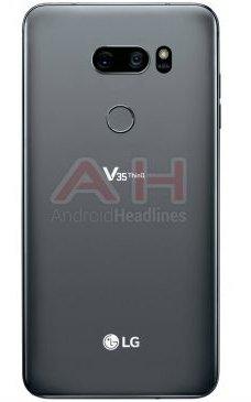 LG V35 ThinQ Görselleri Sızdı