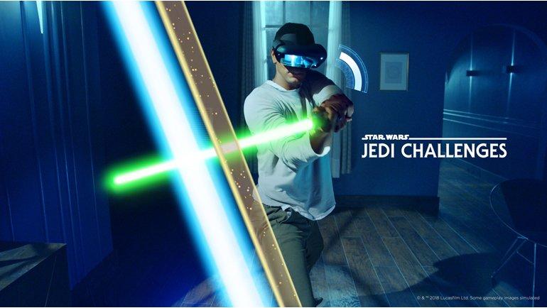 Star Wars: Jedi Challenges Hakkında