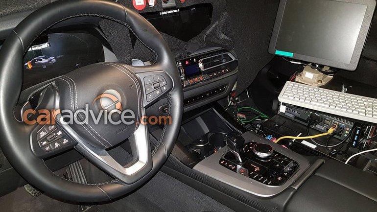 BMW X7,Tüm Detaylarıyla Göründü!