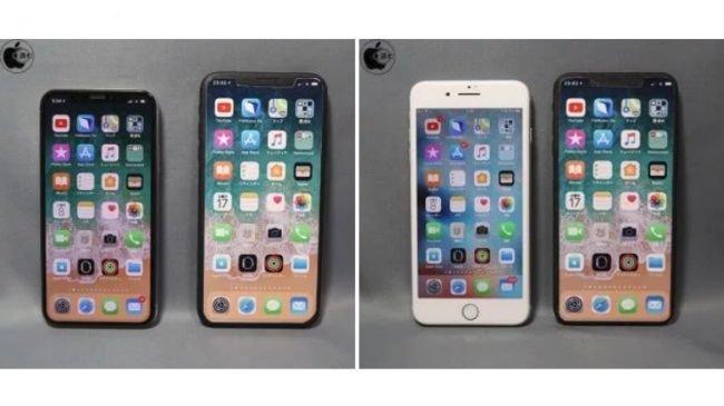 iPhone XI Plus'a Dev Gibi Ekran Geliyor!