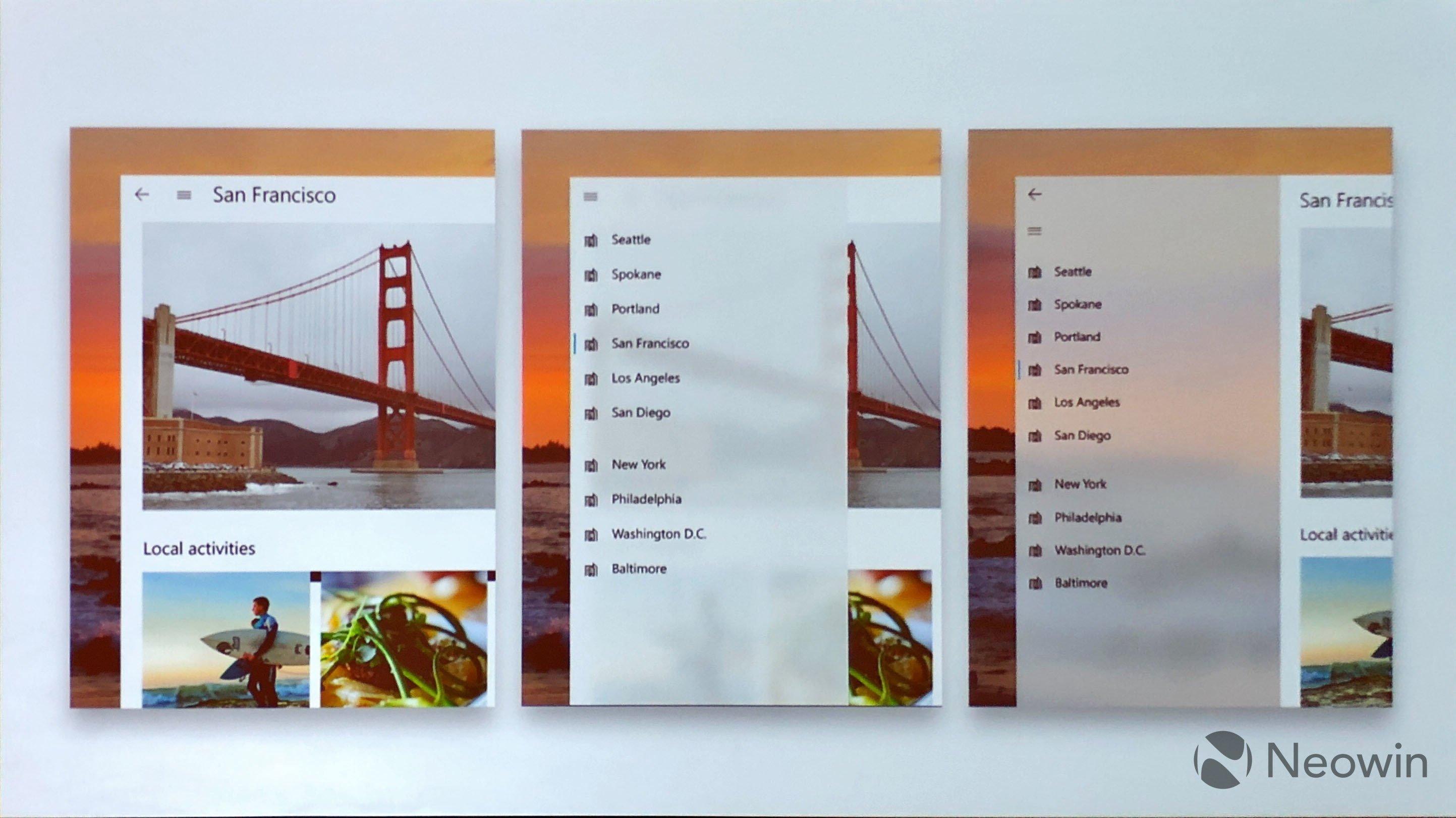 Windows 10 Fluent Design Yenilikleri Ortaya Çıktı