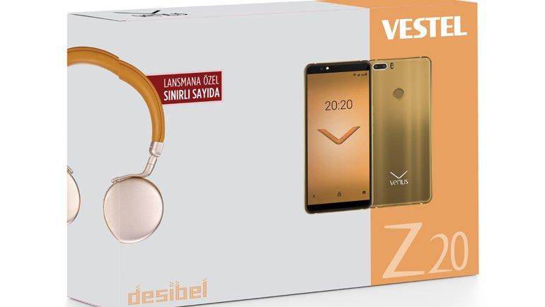 Venus Z20 Avantajlarıyla Geldi