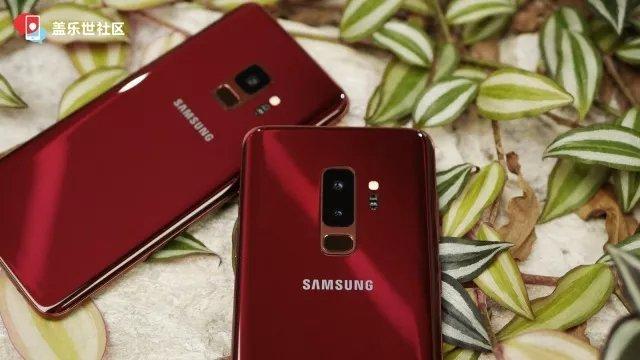 Galaxy S9'un Bordo Sürümü Yakında Gelebilir!
