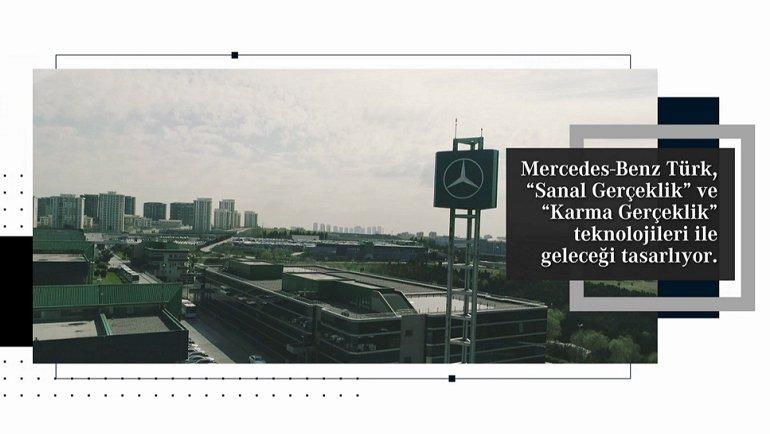 Mercedes-Benz Türk Geleceği Tasarlıyor