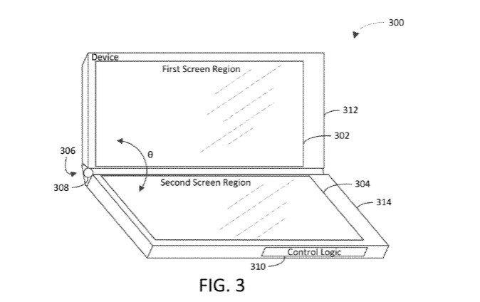 Microsoft'tan Üç Ekranlı Cihaz Geliyor!