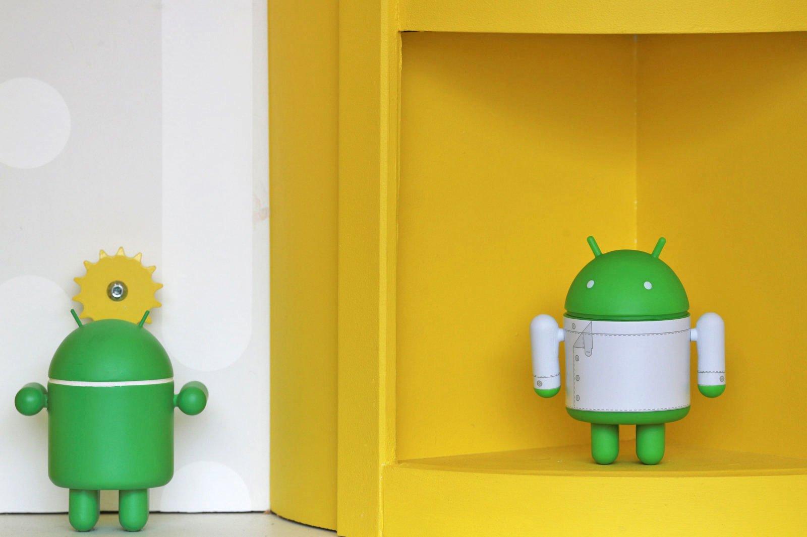 Android güncellemesi bu sorunu tarihe gömecek