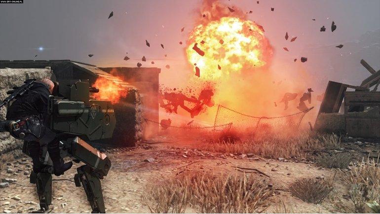 Adı Metal Gear olmasa da olurmuş!