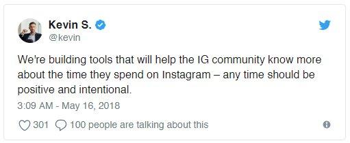 Instagram'a Android P Özelliği Geliyor!