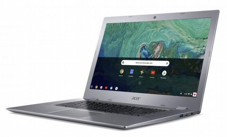 Yeni Chromebook 15