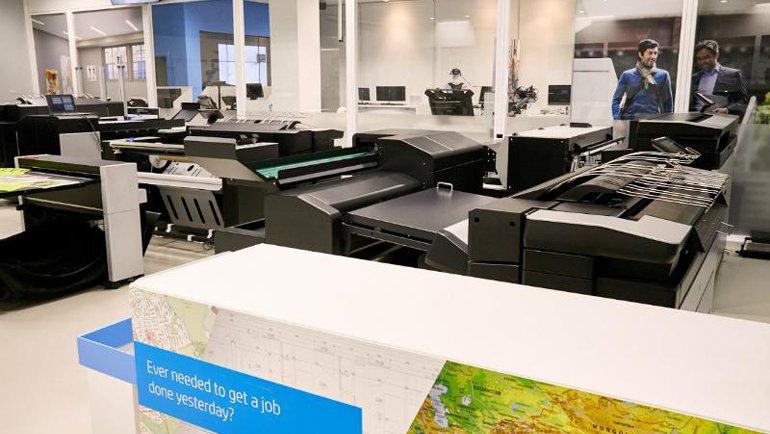 HP, Yeni 3D Yazıcı Çözümlerini Sergiledi