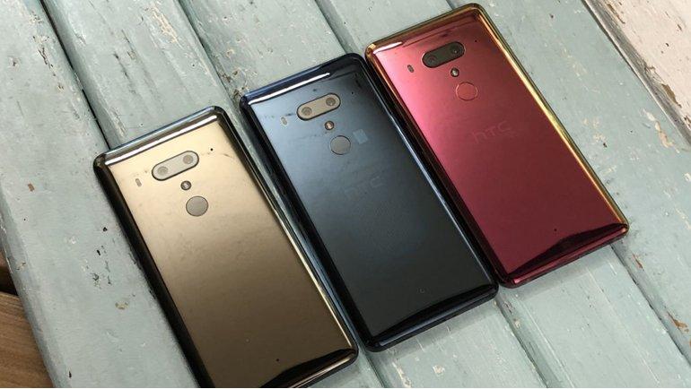 HTC U12+ tasarımı nasıl?