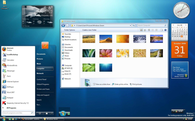 Windows 7 (2009)