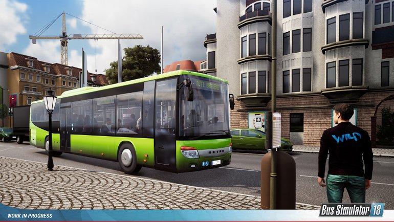 Bus Simulator 18 Tanıtıldı. Yeni Özellikler Geldi