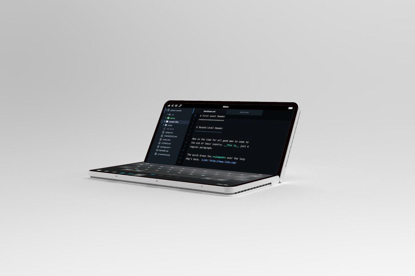Yeni bir Surface Phone Konsepti!