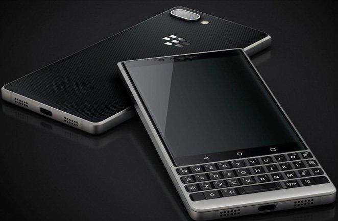 BlackBerry Key2 Tüm Detaylarıyla Sızdı